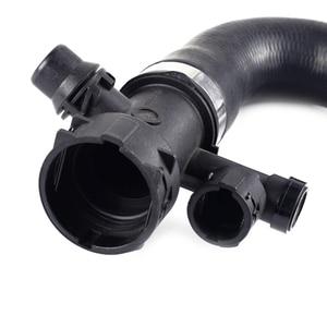 Image 2 - DWCX PA66 GF30 Upper Radiator Coolant Hose Pipe Water Line Fit For BMW X3 E83 LCI 2.5si 3.0i 3.0si 17123415433