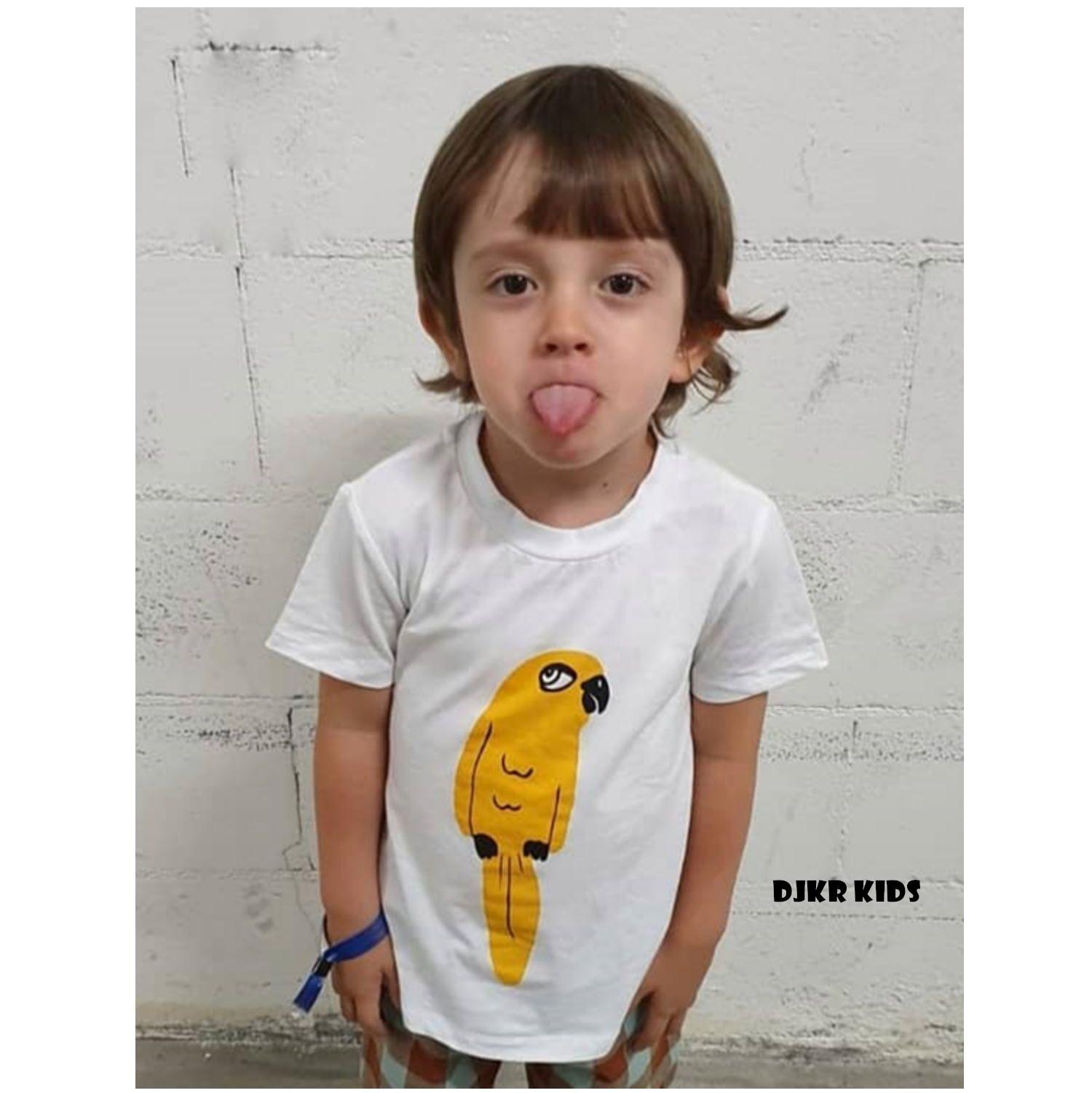 2021 New Summer Mini Kids T-shirts Baby Girls Clothes Cartoon Short Sleeve Toddler Christmas Shirt Striped Shirt Boys Tops Tees 3