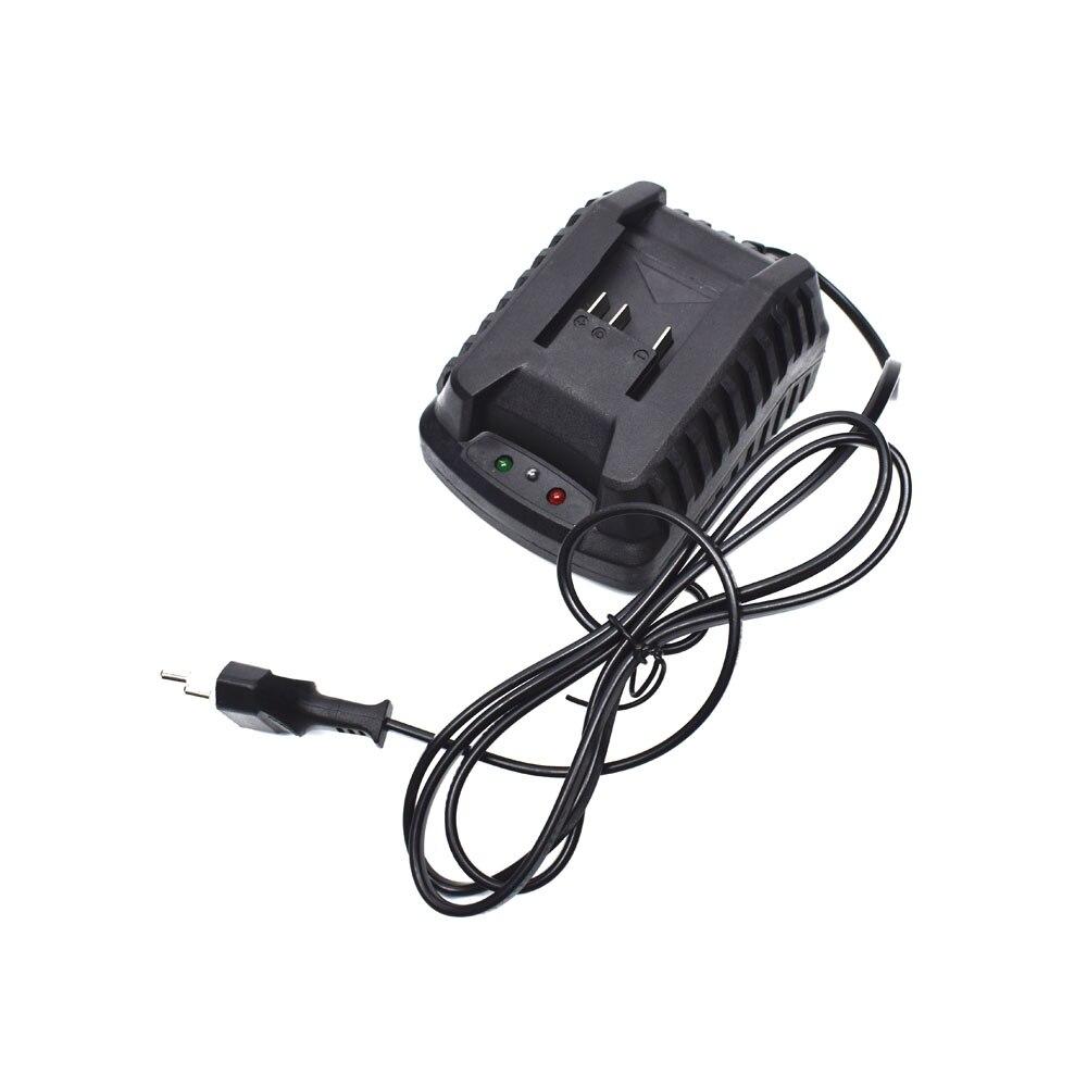 Prego elétrico da bateria de lítio 21v