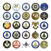 Masonic Car Emblems 3