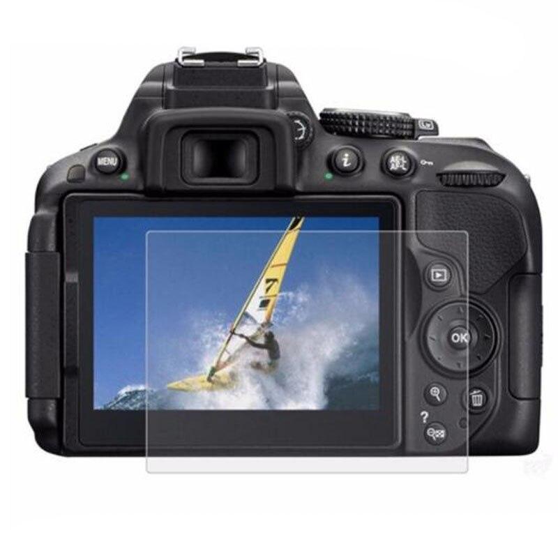 Tempered Glass For Nikon D610 D600 D5000 D3500 D3400 D3300 D3200 D3100 D5200 D5500 D5600 Z6 Z7 J5 J4 V3 Screen Protector Film