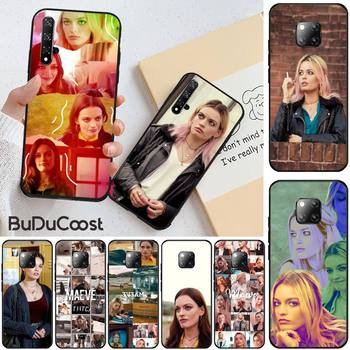 Emma Mackey Maeve Wiley Phone Case For Honor 10 20 lite view20 7C 5.7inch 8 5 7A 5.45inch 10 20i PLAY 30 PRO image
