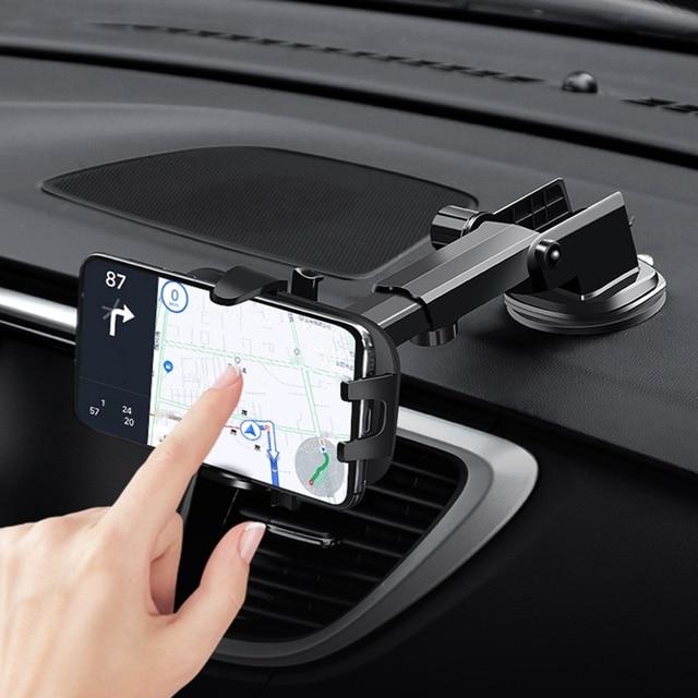 Купить lcyonger автомобильный держатель для телефона кронштейн вентиляционное картинки цена