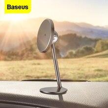 Support de téléphone de voiture magnétique Baseus pour iPhone11Samsung Xiaomi support de voiture de montage magnétique pour téléphone dans le support de Smartphone de téléphone portable de voiture