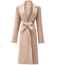 Wol Sabuk Pakaian Mantel