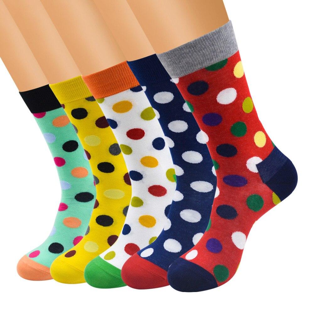 Разноцветные забавные счастливые носки, Tend Harajuku, уличные носки в стиле хип-хоп, с рисунком авокадо, длинные носки для подарка на Рождество