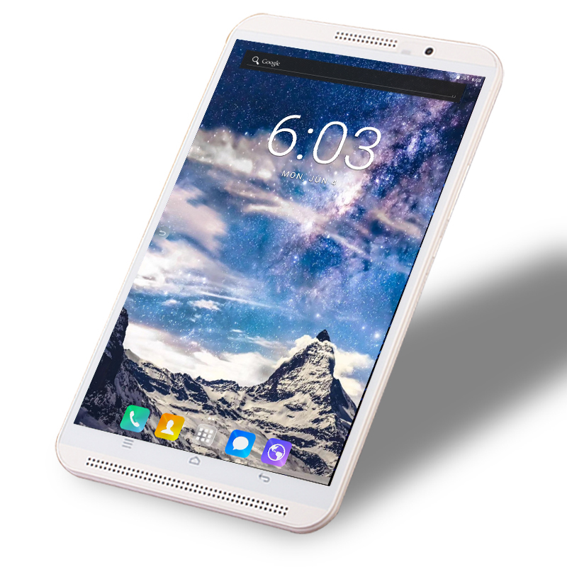 M1S 8 Inch Tablet PC 3G 4G Android 9.0 Tablet Pcs Phone Call Octa Core 6GB RAM 64GB ROM Dual SIM GPS IPS FM Bluetooth Tablets