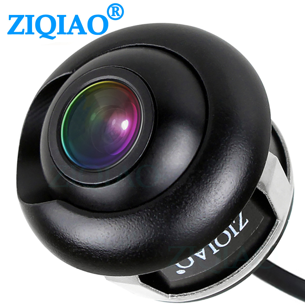 ZIQIAO CCD Car Front Rear View Parking Camera Night Vision HD Side View Reversing Camera HSB012 title=