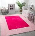 Новинка  Лидер продаж  30*30 см  для гостиной  спальни  для детей  мягкий ковер  волшебный лоскутный коврик для лазания  1 шт.