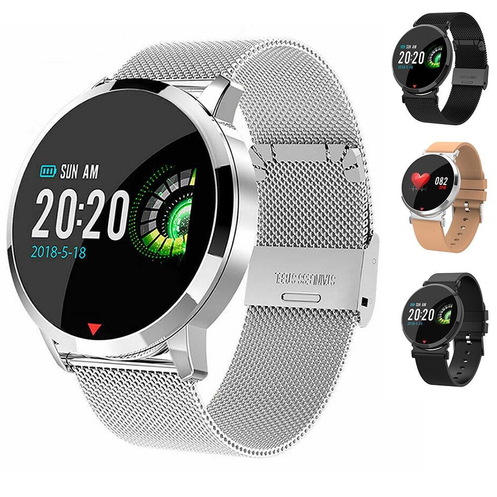 Blood Pressure Heart Rate Smart Watch Pedometer Sports Fitness Tracker Smartwatch for Xiaomi Huawei Honor Iphone 6 7 8 Women men