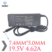 GZSM 19.5V 4.62A 90W 7.4*5.0MM Laptop power Supply FOR DELL PA-10 Adapter NADP-90KB PA-1900-02D (05D2)  PA-12 Charger