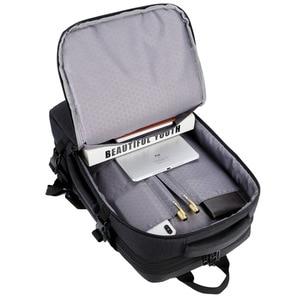 Image 5 - 30l grande espaço masculino masculino de carregamento usb mochilas portáteis de 17 polegadas mochila de viagem à prova dmulti água multi camada de alta capacidade bagpack