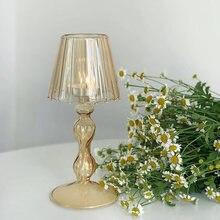 Стеклянный подсвечник oroselif для украшения дома и сада Подставка