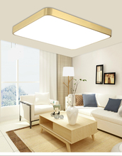 LED ceiling light modern light board living room square lamp bedroom kitchen hall surface installation