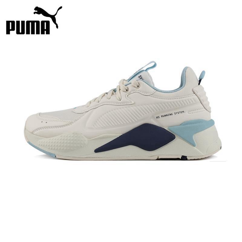 Original New Arrival  PUMA  RS-X CREAM Men's  Skateboarding Shoes Sneakers