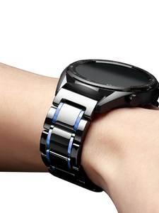 Bracelet Galaxy Watch Samsung Gear Watch-Link Sport-Band Classic 20mm 22mm for S3 Frontier