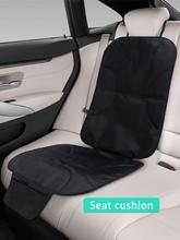 купить 2PCS Newest Child Car Seat Cushion Anti-Slip Wear Pad Safety Seat Protection Pad по цене 834.98 рублей