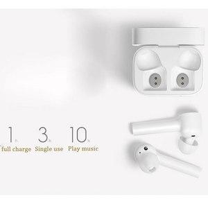 Image 3 - Originele Xiaomi Air Tws Headset Bluetooth Draadloze Stereo Oortelefoon Anc Schakelaar Enc Auto Pauze Tap Controle Airdots Pro Hot Seel