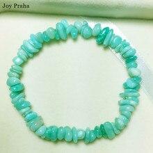 Natural tianhe stone women Elastic Bracelet / Transport gravel bracelet sweet jewelry wholesale dropshipping