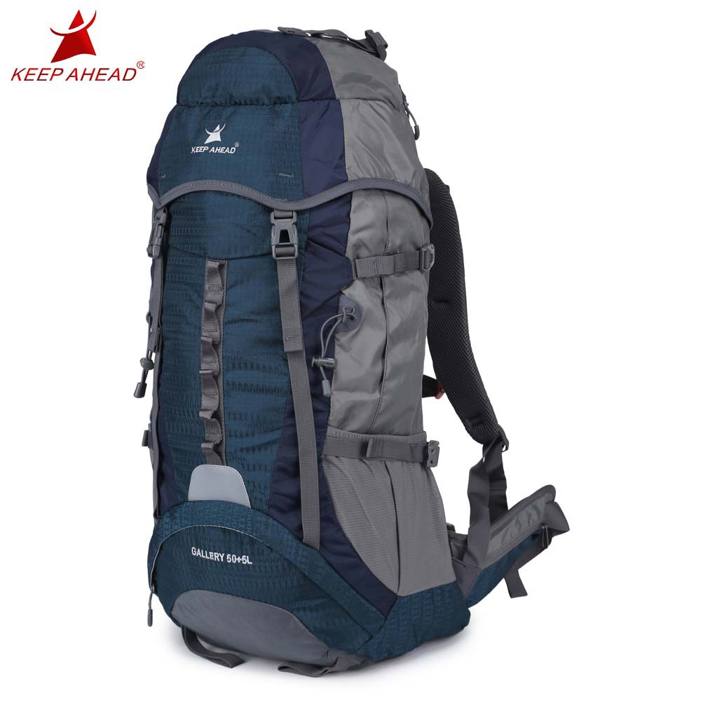 Weight Mountaineering Bag Large Capacity Hiking Backpack Outdoor Waterproof Backpack