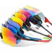 Tr90 radfahren sonnenbrille Polarisierte sport lauf reiten brille 2020 fahrrad mountainbike gläser brillen männer frauen fietsbril