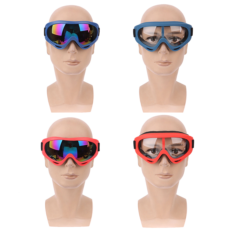Ski Glasses X400 UV Protection Strong Light Strong Wind Dust Goggle Sport Snowboard Skate Skiing Goggles Cycling Glasses