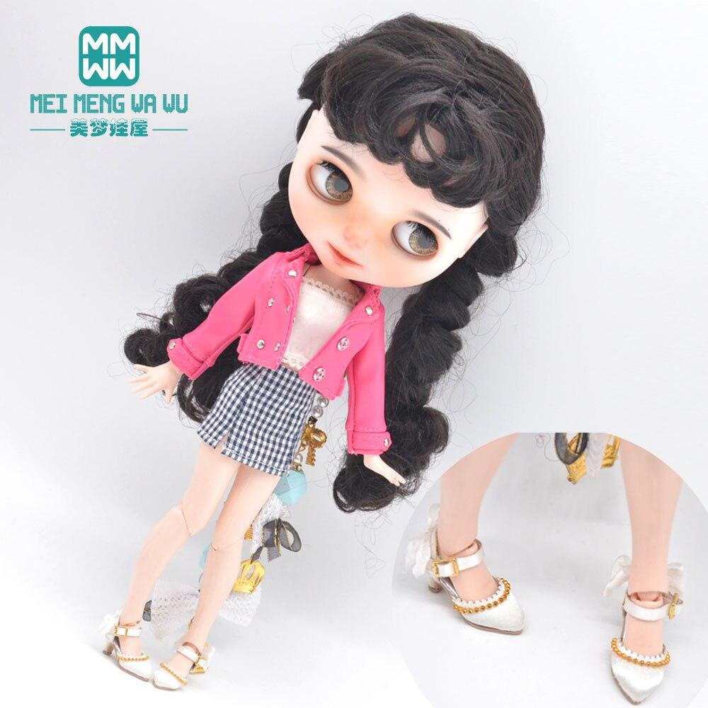 Подходит для Blyth Azone OB23 OB24 1/6 аксессуары для кукольной одежды модная кожаная куртка Футболка мини-юбка
