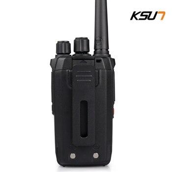 KSUN Powerful Walkie Talkie Automatically Match Frequency CB Radio Station UHF Transceiver Long Range Walkie Talkie 3