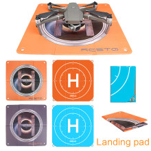 Drone Landing Pad 50cm Waterproof Foldable Parking Apron for DJI Mavic Mini 2/Mavic Air 2/Mavic 2 Pro/DJI FPV Drone Landing Pad