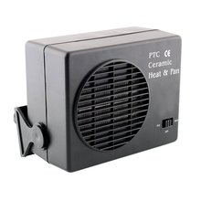 Car Ceramic Heater Cooling And Heating Fan Defroster 300W 150W High Power Portable Durable Black Color rw0347 defroster for locks 30 ml