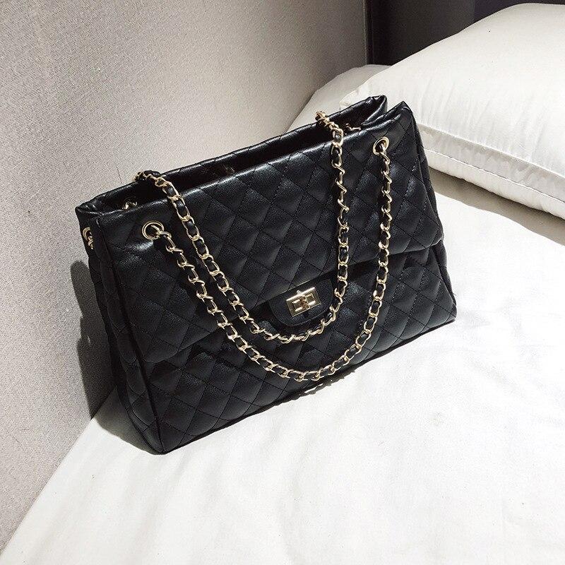 Raaqy Model #31 Pu Leather Tote Bag