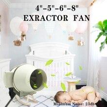 468 220В вытяжной вентилятор бытовой бесшумный встроенный трубопровод ванной комнаты вытяжка вентиляция кухня туалет стены воздух чистым Ventilato