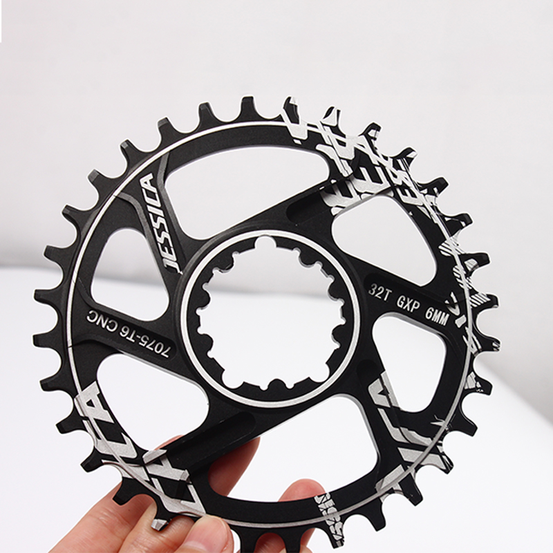 MTB chainring GXP Offset 6mm Direct Mount Chain Ring 32T 34T 36T 38TRoad Bike Chainwheel for SRAM Crank 10s 11s 12s bike parts image