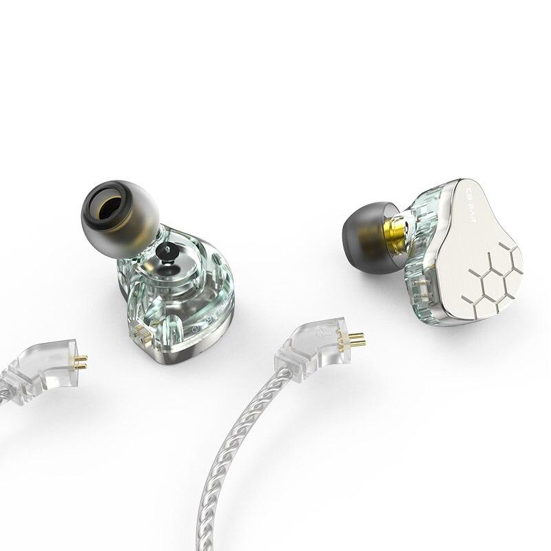 KBEAR Lark Hybrid 1DD+1BA Driver Earphones 10