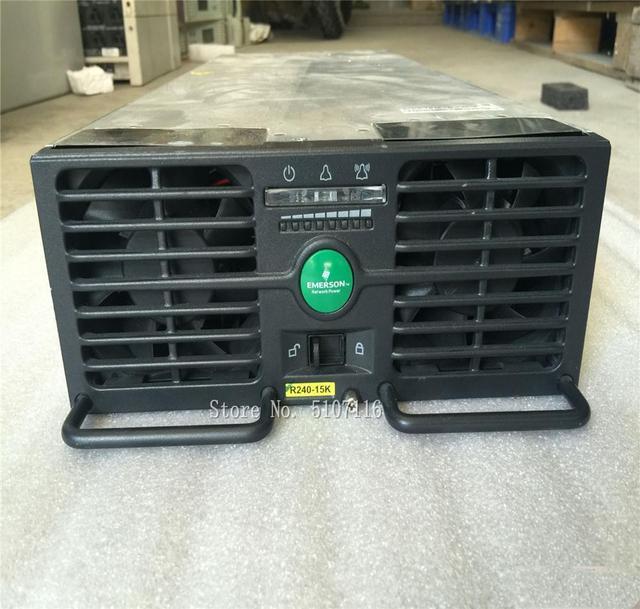 Pour R240-15k dorigine 1500W alimentation à découpage 270V 55A 15KW entièrement testé