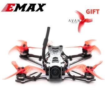 EMAX Official Tinyhawk II Freestyle FPV Racing Drone F4 7000KV RunCam Nano2 700TVL 37CH 25-100-200mW VTX 2S FrSky BNF Quadcopter
