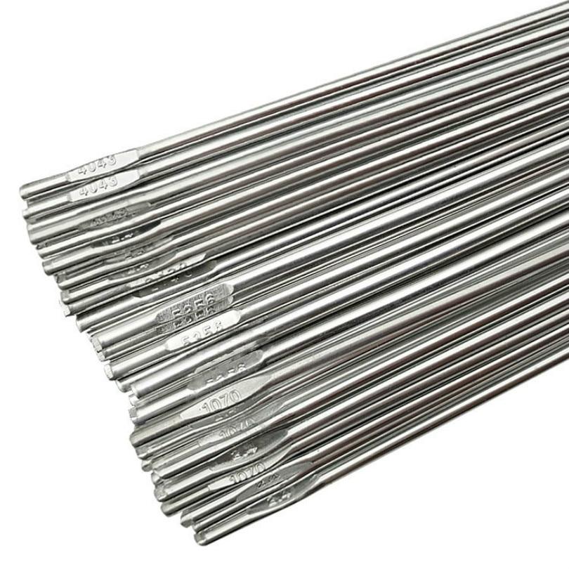 1 6MM 2MM 2 4MM 3MM tig  aluminum alloy solder aluminum welding ER1070 er4047 Aluminum magnesium alloys ER5183 welding rods