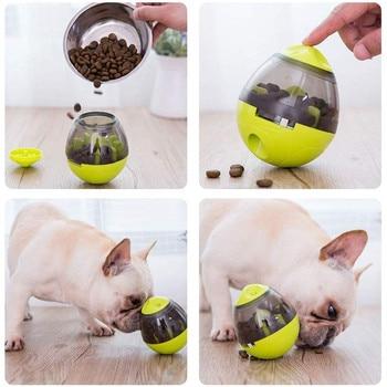 Interactive Cat Toy IQ Treat Ball Smarter   5