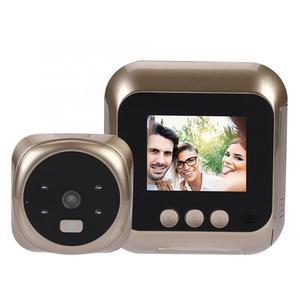 Image 3 - 2.4 Inch HD Screen Display Home Smart Doorbell Security Camera Electronic Door Viewer mirilla doorbell camera