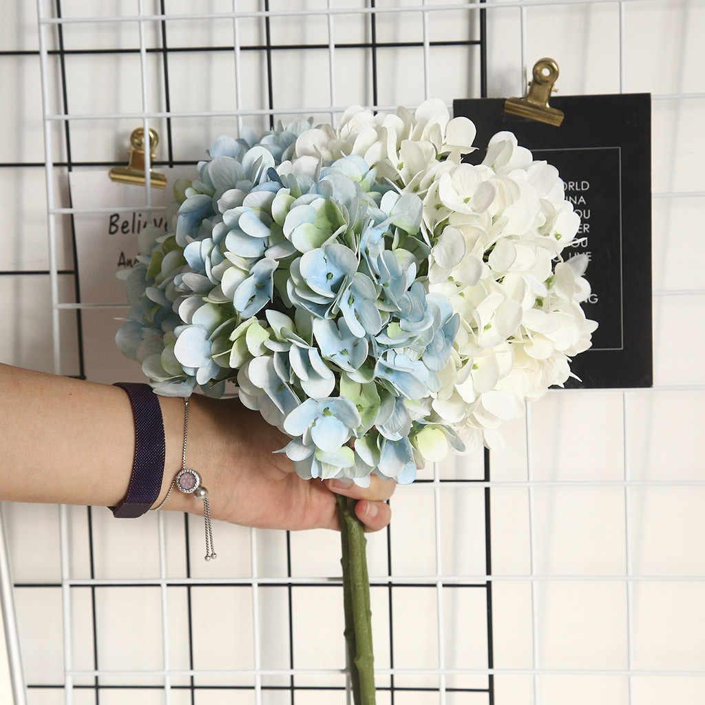 الكوبية ماكارونس زهرة اصطناعية نبات بونساي زينة الزفاف INS Wind