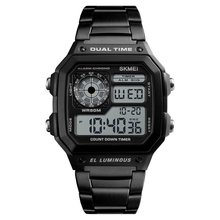 Business Men Sports Watches Digital Men Watches