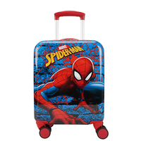 Kids Marvel Travel Luggage Pull rod box cartoon child children COOL school suitcase Boarding box