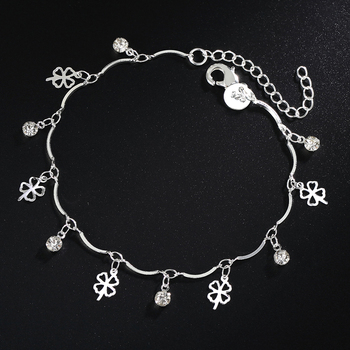 Beautiful Elegant wedding women men silver color 6MM Flat Bracelet high quality fashion classic jewelry JSH-H219 , wholesale 4