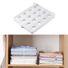 4 шт. складные доски для хранения одежды доска для хранения креативная Удобная футболка рубашка Складная доска для дома