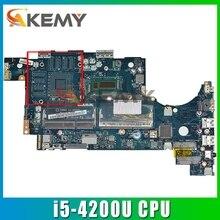 Материнская плата для ноутбука Akemy для ACER Aspire R7-572 Intel Core i5-4200U системная плата LA-A021P SR170 DDR3