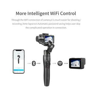 Image 4 - FeiyuTech Vimble 2A Action Camera stabilizator ręczny z 180mm tyczka przedłużająca do Gopro Hero 8 7 6 5 Gimbal
