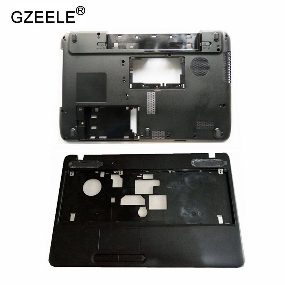 Laptop Bottom Base Case Cover For Toshiba Satellite C650 C655 C655D Without HDMI 15.6