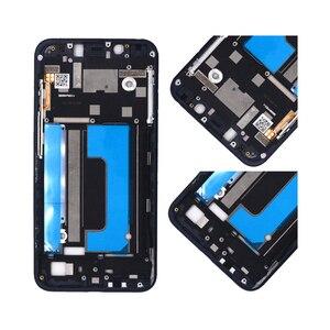 Image 4 - Оригинальный сенсорный ЖК экран для NOKIA 8,1, дигитайзер в сборе для Nokia 8,1, дисплей с рамкой для замены TA 1119, TA 1121, TA 1128
