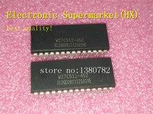 جديد أصلي 50 قطعة/السلع W27C512 45Z W27C512 DIP 28 في المخزن!