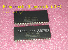 New original 50pcs/lots  W27C512 45Z   W27C512  DIP 28  In stock!